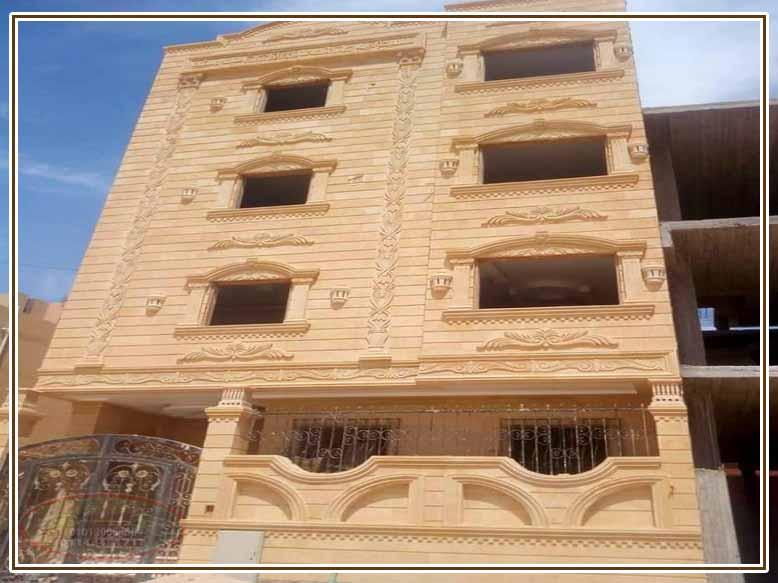 تصاميم واجهات منازل مودرن فى مصر 01146491717