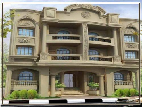 ديكور واجهات منازل حديثة حجر 500x375 - ديكور واجهات منازل حديثة بتصاميم تشطيب واجهات مودرن