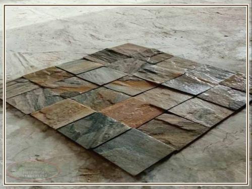 انواع حجر المايكا